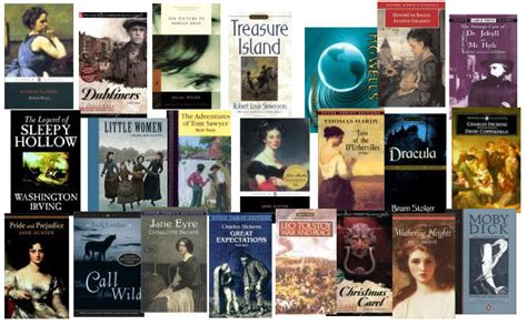 255 Top Novels of All Time | 1,000 Words A Day...
