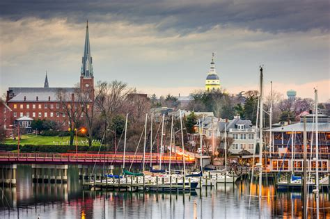 5 of the Best Things to Do in Annapolis, MD | The Wayside Inn