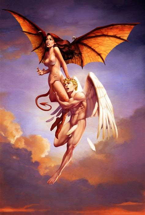 Ángeles y demonios | RANDOM THINGS I LIKE | Pinterest ...