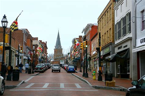 Annapolis, Maryland - Wikipedia