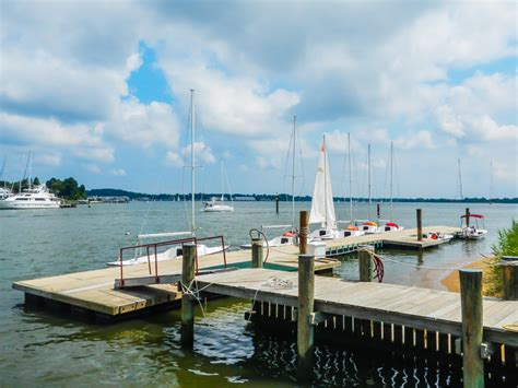 Annapolis Sailing School Review - Getting our Sea Legs