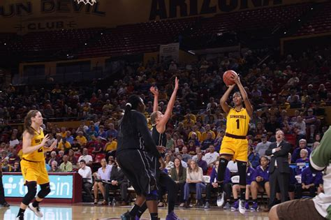 ASU Women's Basketball: Sun Devils will face off against ...