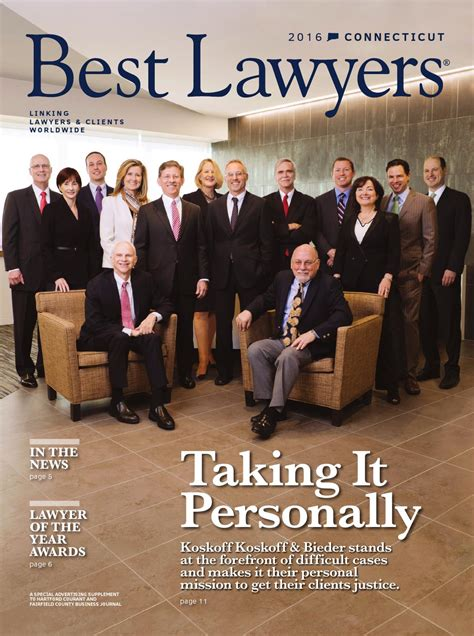 Best Lawyers in Connecticut 2016 by Best Lawyers - issuu