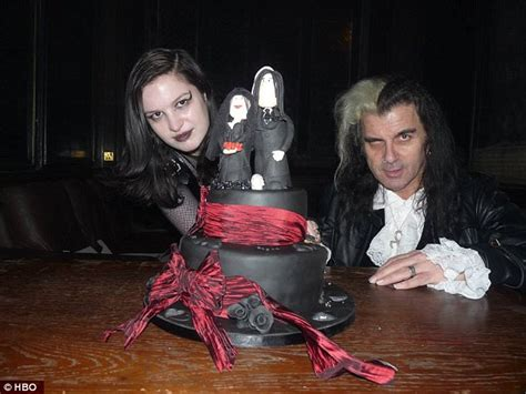 Brit 'vampire' couple say they want other people to ...