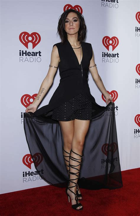 Christina Grimmie: 2015 iHeartRadio Music Festival Day 2 ...