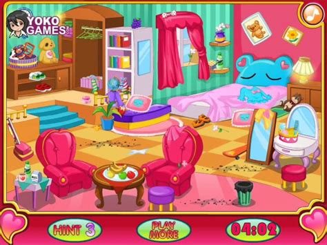 Clean My Room video for kids-Cleaning Game-Girls Games ...