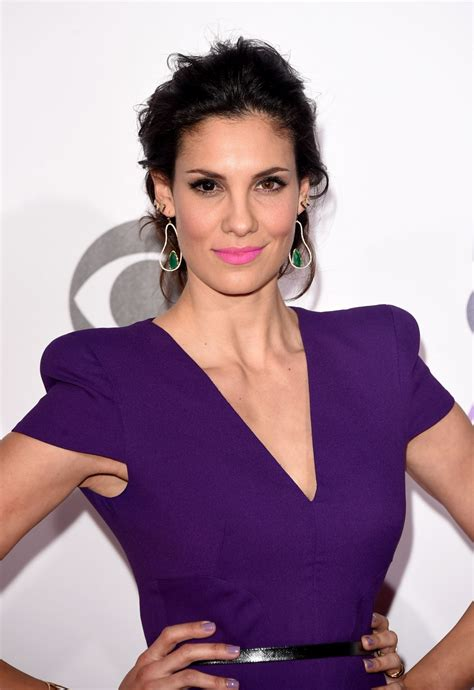 DANIELA RUAH at 2015 People's Choice Awards in Los Angeles ...