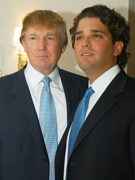 Donald Trump Jr.'s Relationship with His Father Through ...