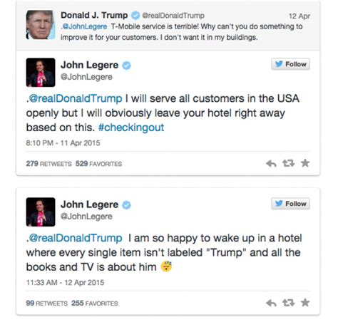 Donald Trump Started a Twitter Fight with T-Mobile's CEO ...
