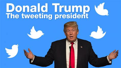 Donald Trump: The Twitter president -711281