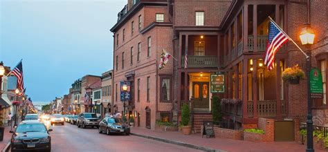 Downtown Annapolis Hotel - Historic Inns of Annapolis