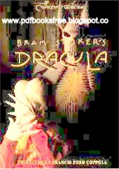 Dracula Novel by Bram Stoker Pdf Free Download