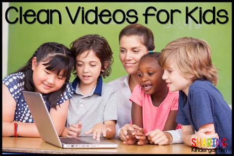 How to Clean Up Videos for Kids - Sharing Kindergarten