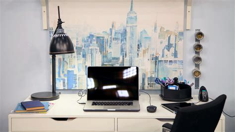 How to Keep a Clean and Organized Workspace - Steven and Chris