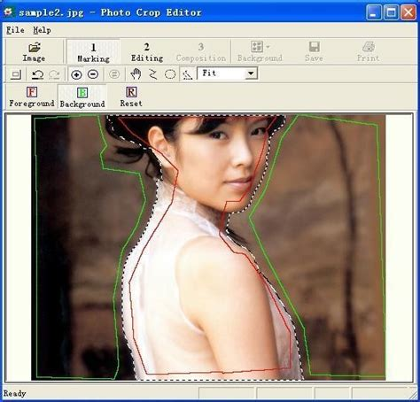 iFoxSoft Photo Crop Editor - Descargar Gratis