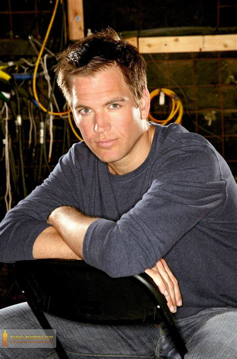 Michael Weatherly - Michael Weatherly Photo (2254170) - Fanpop