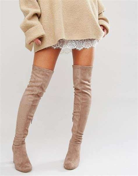 Miss KG | Miss KG Vegas Heeled Over The Knee Boots