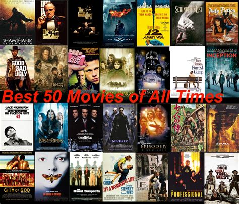 movies of all time best