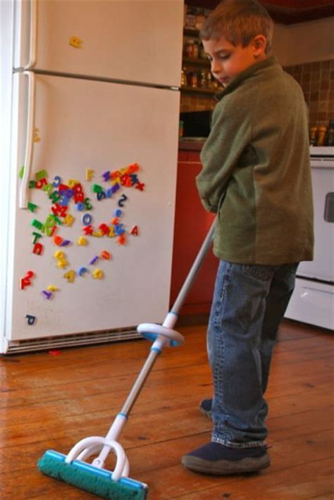 Teaching Young Kids to Clean | Clean & Tidy | Pinterest