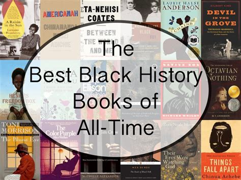 The Best Black History Books of All-Time