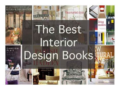 The Best Interior Design Books Of All-Time -Book Scrolling