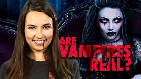 Top 10 Vampires In Real Life - YouTube