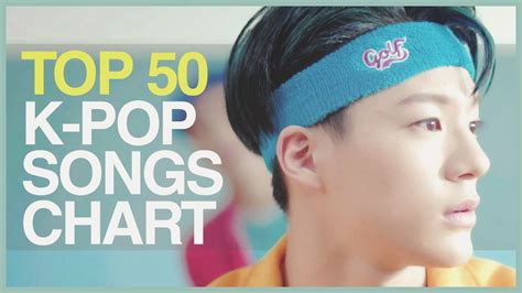 [TOP 50] K-POP SONGS CHART • FEBRUARY 2017 (WEEK 2) - YouTube