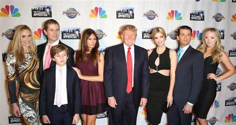 TRUMP FAMILY.. WELCOME TO WHITE HOUSE. FIRST FAMILY OF USA