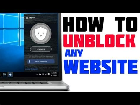 Unblock all websites using VPN [Hindi] - YouTube