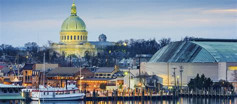 Visit Annapolis - Naval Academy